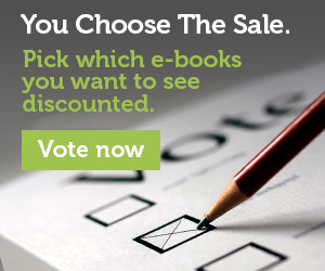 Vote now to Discount Your Favorite E-Books