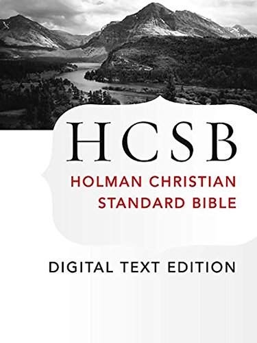 The Holy Bible: HCSB