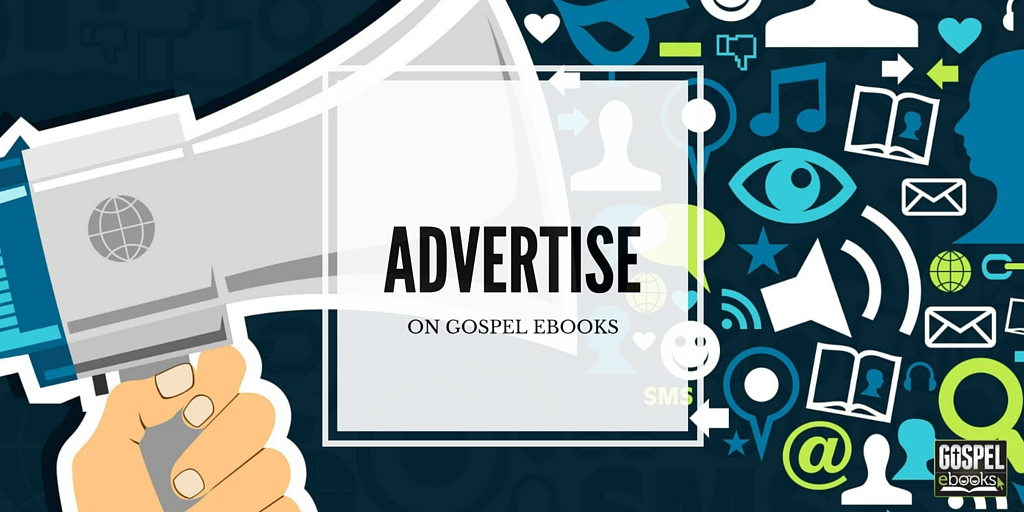 Advertise on Gospel Ebooks