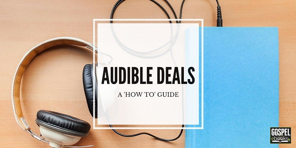 How To Get Audible Deals