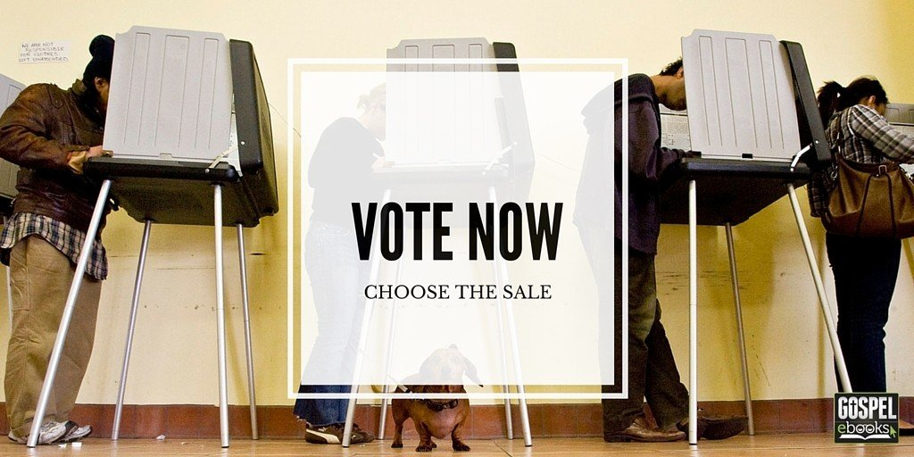 Vote Now (You Choose The Sale)
