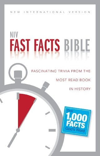NIV, Fast Facts Bible
