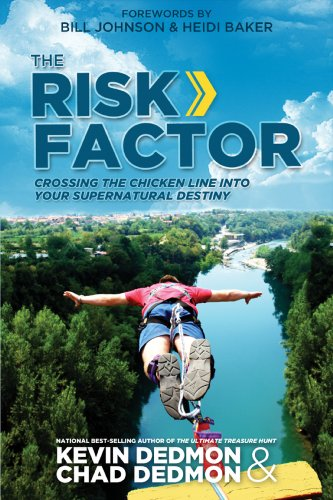 The Risk Factor Crossing the Chicken Line Into Your Supernatural Destiny