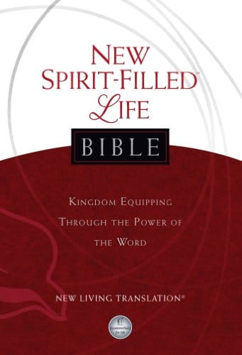 NLT, New Spirit-Filled Life Bible