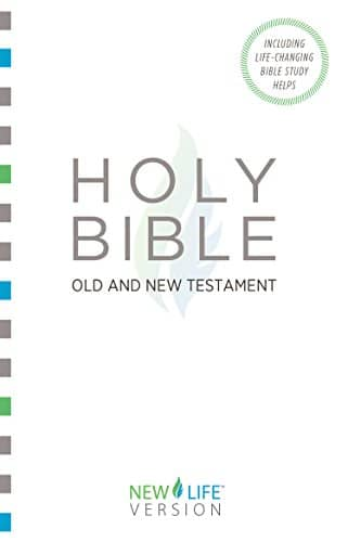 The Holy Bible - Old and New Testament New Life Version