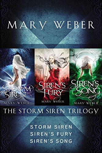 The Storm Siren Trilogy Storm Siren, Siren's Fury, Siren's Song