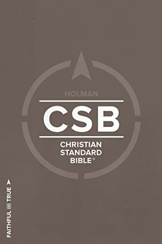 CSB Holy Bible, Digital Edition