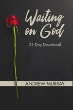 Waiting On God 31 Day Devotional