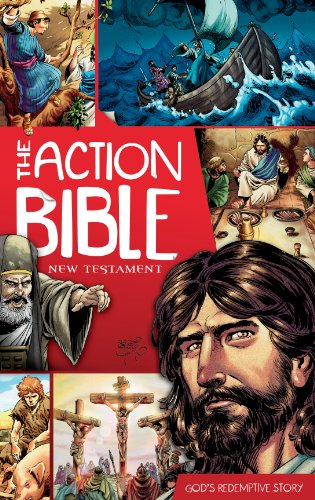 The Action Bible New Testament God's Redemptive Story