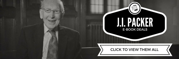 J.I. Packer E-Book Sale