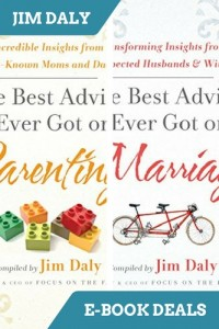 The Best Advice I Ever Got on Marriage & Parenting
