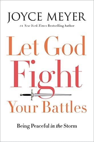 Let God Fight Your Battles Being Peaceful in the Storm