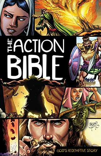 The Action Bible God's Redemptive Story