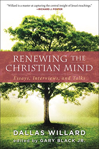 renewing the spirit essay Renewing your mind broadcast tabletalk magazine all who are interested in the biblical doctrine of the holy spirit should read this essay by vos doctrine of the holy spirit: recommended reading welcome about ligonier ministries.