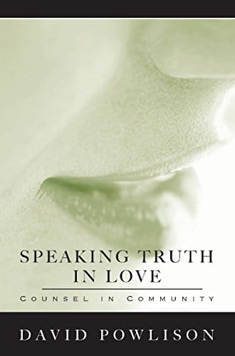 Speaking Truth in Love Counsel in Community