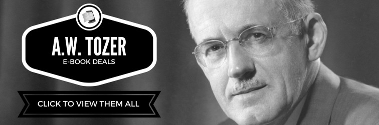 A.W. Tozer E-Book Sale