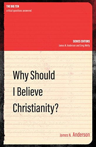 Why Should I Believe in Christiainity