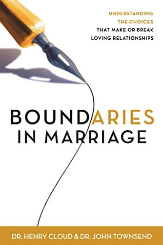Boundaring in Marriage