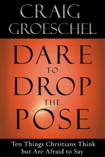 Dare to Drop Pose