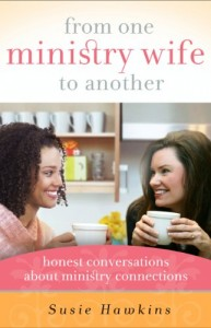 From One Ministry Wife to Another