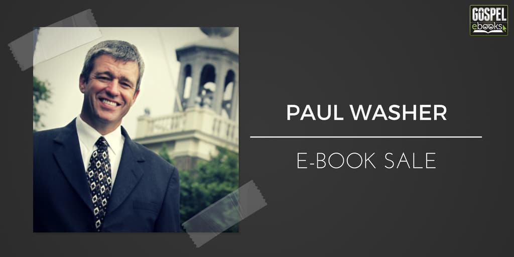 Paul washer e book sale reformation heritage gospel ebooks paul washer e book sale reformation heritage fandeluxe Images