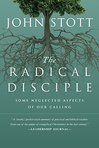john stott radicle disciple