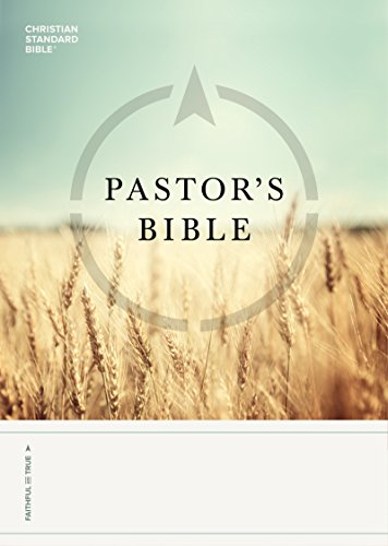 CSB Pastors Bible