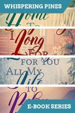 Whispering Pines Series (Melody Carlson)