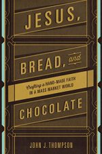 jesus bread chocolate
