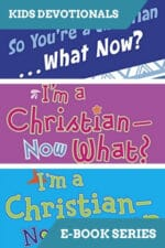 Kid Christian Devotionals