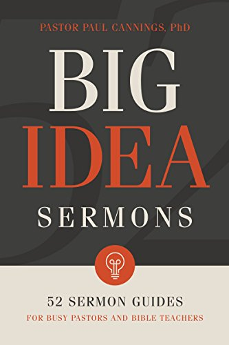 big idea sermons