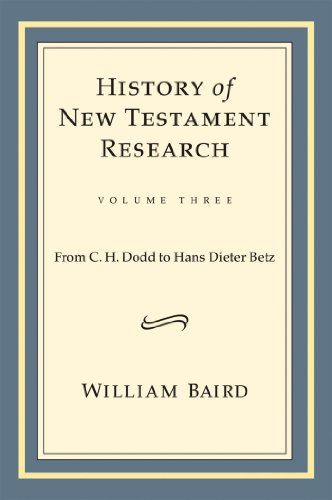 history of new testament