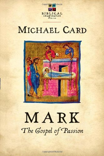 mark the gospel of passion