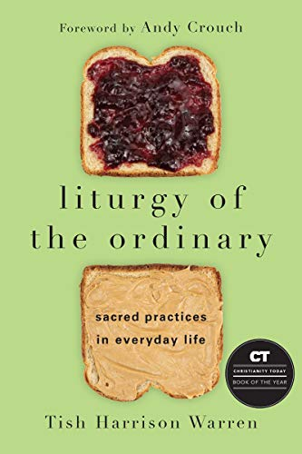Christianity Today's 2018 Book of the Year In the overlooked moments and routines of our day, we can become aware of God's presence in surprising ways. How do we embrace the sacred in the ordinary and the ordinary in the sacred? Framed around one ordinary day, this book explores daily life through the lens of liturgy, small practices, and habits that form us. Each chapter looks at something—making the bed, brushing her teeth, losing her keys—that the author does every day. Drawing from the diversity of her life as a campus minister, Anglican priest, friend, wife, and mother, Tish Harrison Warren opens up a practical theology of the everyday. Each activity is related to a spiritual practice as well as an aspect of our Sunday worship. Come and discover the holiness of your every day.