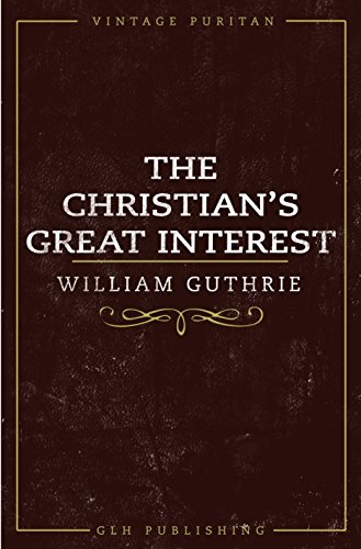 the christians greatest interest
