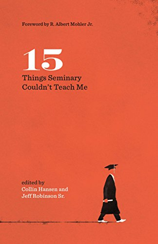15 things seminary didnt tell me