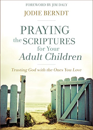 praying scriptures for children