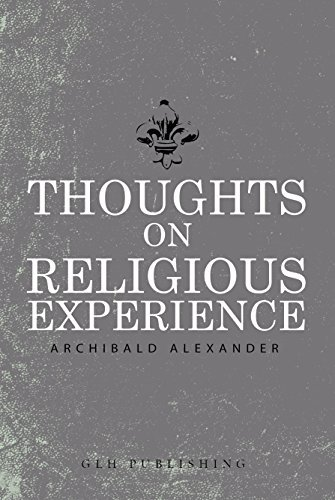 Thoughts On Religious Experience