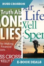 Two Russ Crosson books on Money