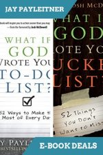 What If God Wrote Your To-Do/Bucket List?