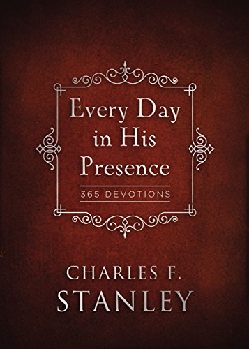 everyday in his presence