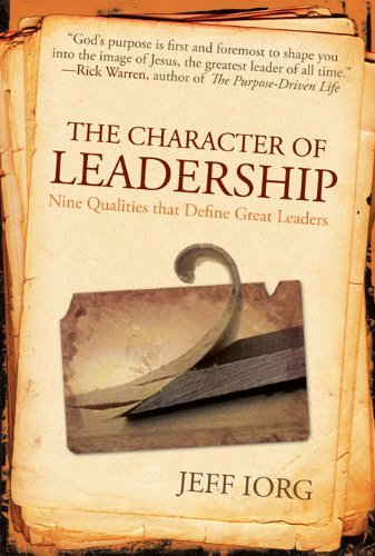 the character of leadership