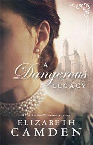 A Dangerous Legacy (An Empire State Novel Book #1)