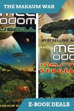 The Makaum War (Books #1-2)