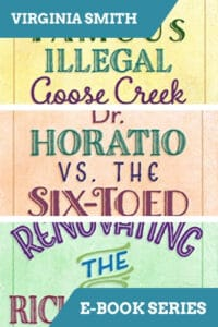 Tales from the Goose Creek B&B Series (Virginia Smith)