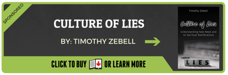 Culture of Lies