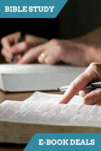 Biblical Studies E-Book Sale: Oct 26/21