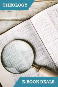 Christian Theology E-Book Sale: April 3/20