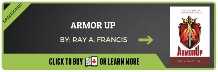 Armorup: Putting on the Full Armor of God